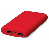 kupit-Портативное зарядное устройство (Power Bank) Ttec Powerslim 10000mah Red-v-baku-v-azerbaycane