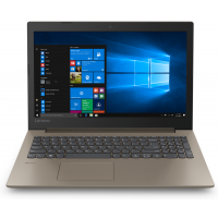 "Ноутбук Lenovo IP 330-15IKB / 15.6"" HD/ i3 7130U/ 4GB/SSD 128GB/ Intel HD/ DVD/ Free DOS /Black (81DC011NRU)"