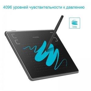 """графический Планшет Huion Inspiroy H430P 6"""""""