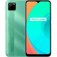 kupit-Смартфон Realme C11 2 / 32 GB (Green)-v-baku-v-azerbaycane