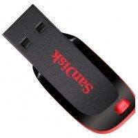 Флеш память USB SanDisk Cruzer Blade 32GB USB 2.0 (SDCZ50-032G-B35)