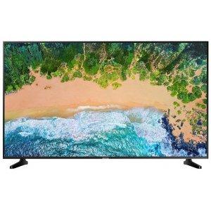 "Телевизор Samsung UE43NU7090UXRU / 43"" (Black)"