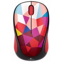 Беспроводная мышь Logitech Wireless Mouse M238 RED FACETS (910-004519)