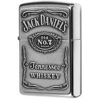 "Зажигалка Zippo ""Jack Daniels Old No.7"""
