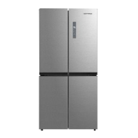 kupit-Холодильник HOFFMANN NFFD-173S (Silver)-v-baku-v-azerbaycane