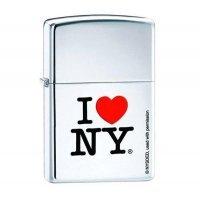 Зажигалка Zippo I Love New York