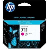 Струйный картридж HP № 711 CZ131A (Пурпурный)