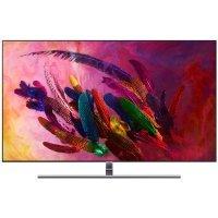 """kupit-Телевизор SAMSUNG 75"""" QE75Q7FNAUXRU 4K UHD, HDR, Smart TV, Wi-Fi (NEW)-v-baku-v-azerbaycane"""