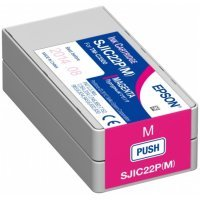 kupit-Картридж Epson SJIC22P(M) INK FOR TM-C3500 / Purple (C33S020603)-v-baku-v-azerbaycane