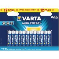 kupit-Батарейки VARTA HIGH ENERGY 4903 AAA (12)-v-baku-v-azerbaycane
