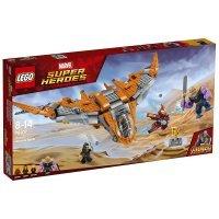 kupit-КОНСТРУКТОР LEGO Super Heroes Танос: последняя битва (76107)-v-baku-v-azerbaycane