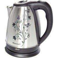 kupit-Чайник Maxwell MW-1074 (Металлический)-v-baku-v-azerbaycane