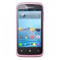kupit-Мобильный телефон Lenovo A376 (pink)-v-baku-v-azerbaycane