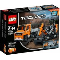 kupit-Конструктор Lego Roadwork Crew (42060)-v-baku-v-azerbaycane