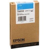 Картридж Epson I/C SP-7880/9880 220ml Cyan (C13T603200)