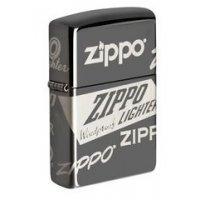 Зажигалка Zippo Logo Design New