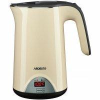 kupit-Электрический чайник Ardesto EKL-1617BL (Beige)-v-baku-v-azerbaycane
