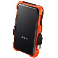 kupit-Внешний HDD Apacer 1 TB USB 3.1 Portable Hard Drive AC630 Orange Shockproof (AP1TBAC630T-1)-v-baku-v-azerbaycane