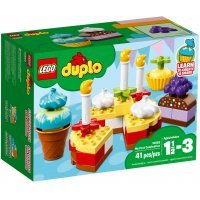 kupit-КОНСТРУКТОР LEGO DUPLO My First Мой первый праздник (10862)-v-baku-v-azerbaycane