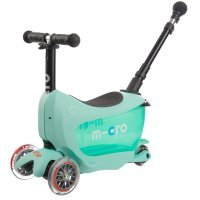 Самокат Micro Mini2go Mint Deluxe Plus (MMD031)
