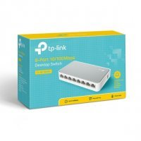 Desktop Switch TP-LINK (TL-SF1008D)
