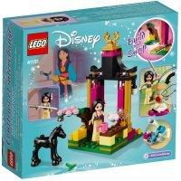 КОНСТРУКТОР LEGO Disney Princess Учебный день Мулан (41151)
