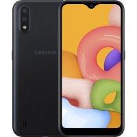 kupit-Смартфон Samsung Galaxy A01 / 16GB (Black, Blue,Red)-v-baku-v-azerbaycane