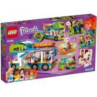 КОНСТРУКТОР LEGO Friends Дом на колёсах (41339)