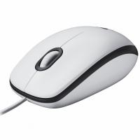 kupit-Проводная мышь Logitech Mouse M100 White-v-baku-v-azerbaycane