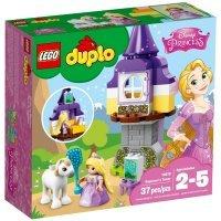 КОНСТРУКТОР LEGO DUPLO Princess TM Башня Рапунцель (10878)