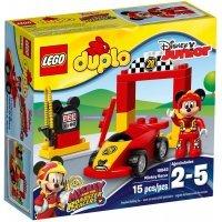 Конструктор Lego Mickey Racer (10843)