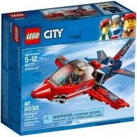 КОНСТРУКТОР LEGO City Great Vehicles Реактивный самолёт (60177)