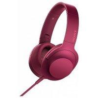 kupit-Наушники Sony MDR-100AAP Pink-v-baku-v-azerbaycane