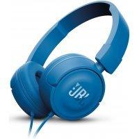 kupit-Наушники JBL Headphones T450 Blue-v-baku-v-azerbaycane