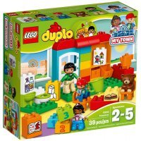 kupit-КОНСТРУКТОР LEGO DUPLO Town Детский сад (10833)-v-baku-v-azerbaycane