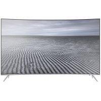 """kupit-Телевизор Samsung UE65KS7500UXRU / 65"""" (Silver)-v-baku-v-azerbaycane"""