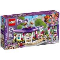 kupit-КОНСТРУКТОР LEGO Friends Арт-кафе Эммы (41336)-v-baku-v-azerbaycane