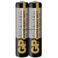 Батарейки GP battery Supercell AAA (2) 24PL-2U2