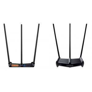 Роутер TP -LINK 450MBPS HIGH POWER WIRELESS N ROUTER (TL-WR941HP)