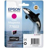Картридж Epson T760 SC-P600 Magenta (C13T76034010)