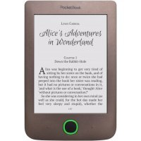 kupit-Электронная книга POCKETBOOK e-reader PocketBook 615(2) Dark Brown (PB615-2-X-CIS)-v-baku-v-azerbaycane