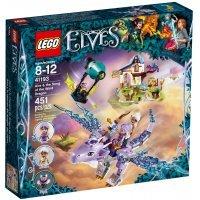 КОНСТРУКТОР LEGO Elves Эйра и дракон Песня ветра (41193)