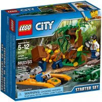 Конструктор Lego Jungle Starter Set (60157)