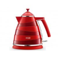 kupit-Чайник Delonghi KBA2001.R (Красный)-v-baku-v-azerbaycane
