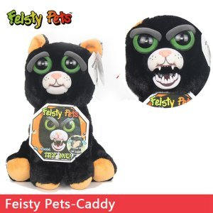 Мягкая игрушка Feisty Pets Caddy Colorful Change Face (FP20 Caddy)