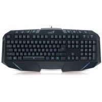 kupit-Клавиатура Genius KB-G265, USB, 2x USB ports, Blue (31310056103)-v-baku-v-azerbaycane