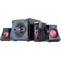 Акустическая система Speaker Genius SW-G2.1 1250 (BLACK)
