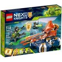 КОНСТРУКТОР LEGO Nexo Knights Летающая турнирная машина Ланса (72001)
