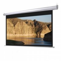 kupit-Проекционный экран Cyber Electrical Wide Screen 222x125cm, Ratio16:9, (Tubular Motor) White Matt 3D EH100D (AES100W-D)-v-baku-v-azerbaycane