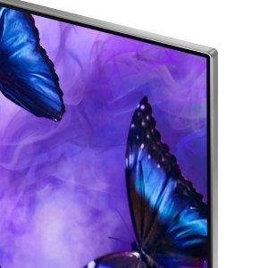 """Телевизор SAMSUNG 55"""" QE55Q6FNAUXRU 4K UHD, HDR, Smart TV, Wi-Fi (NEW)"""